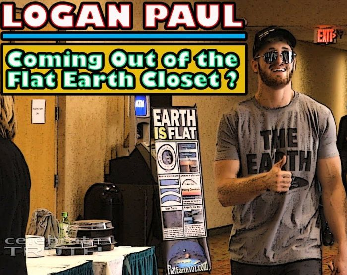 Logan Paul Sued Over Flat Earth Mockumentary by Mike Hughes
