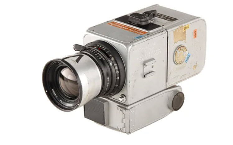Off The Shelf Moon Cams: Hasselblad 500EL