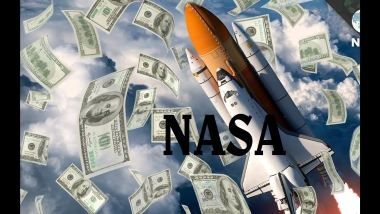 NASA: We Lost 595 Billion