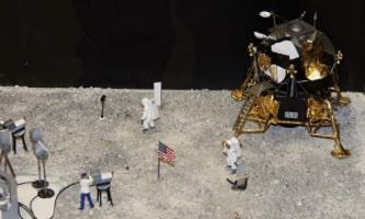 The Smoking Gun Of The Faked Moon Landing