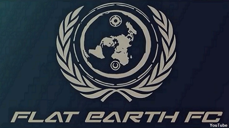Spanish Soccer Team Renamed Itself To Flat Earth Fight Club