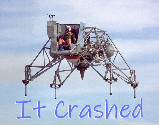 The Crazy Contraption That Nearly Killed Neil Armstrong.
