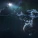 Is Outer Space Water Like Einstein Theorized?